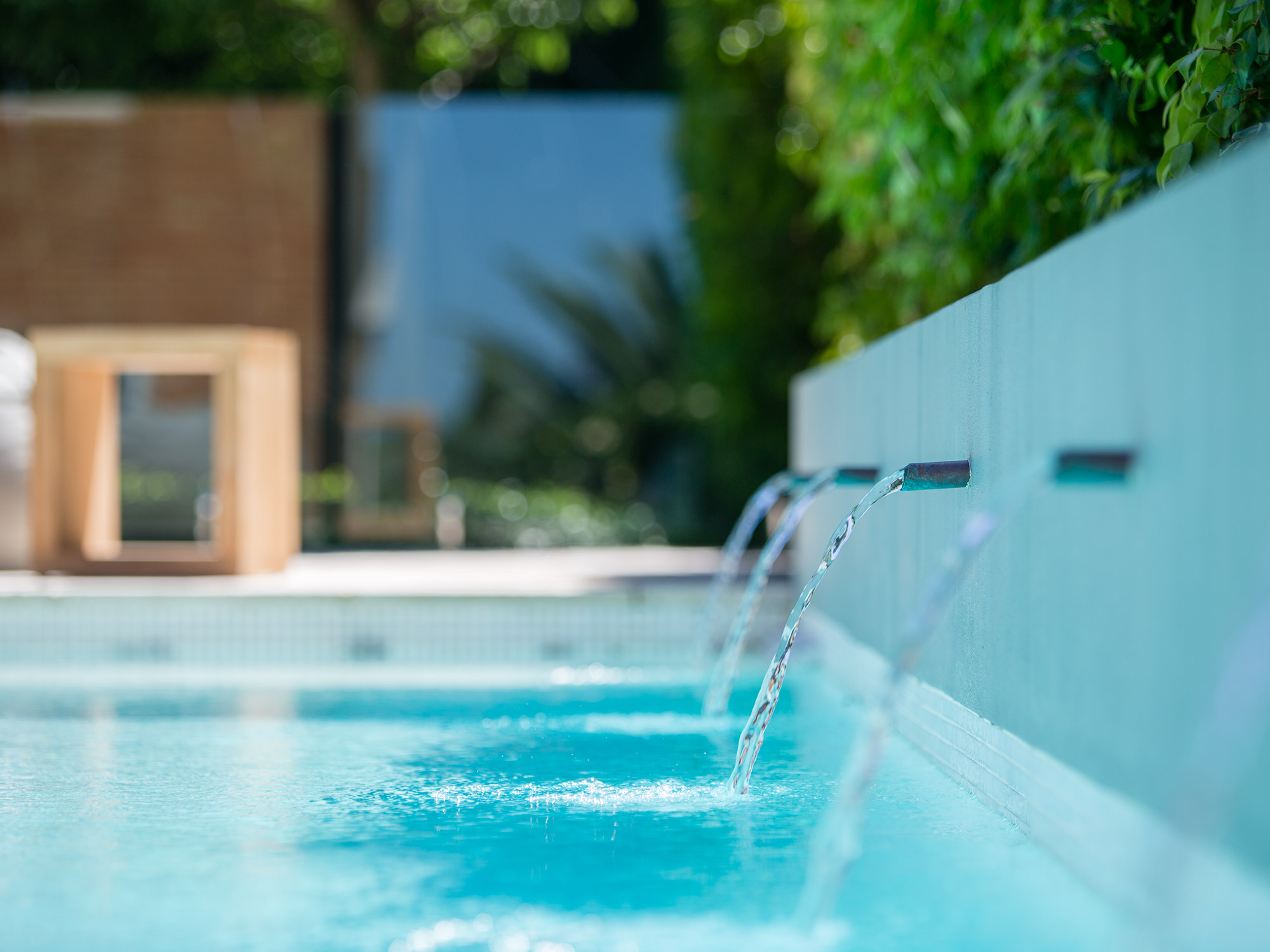 New trends making a splash – The 'smart' pool.