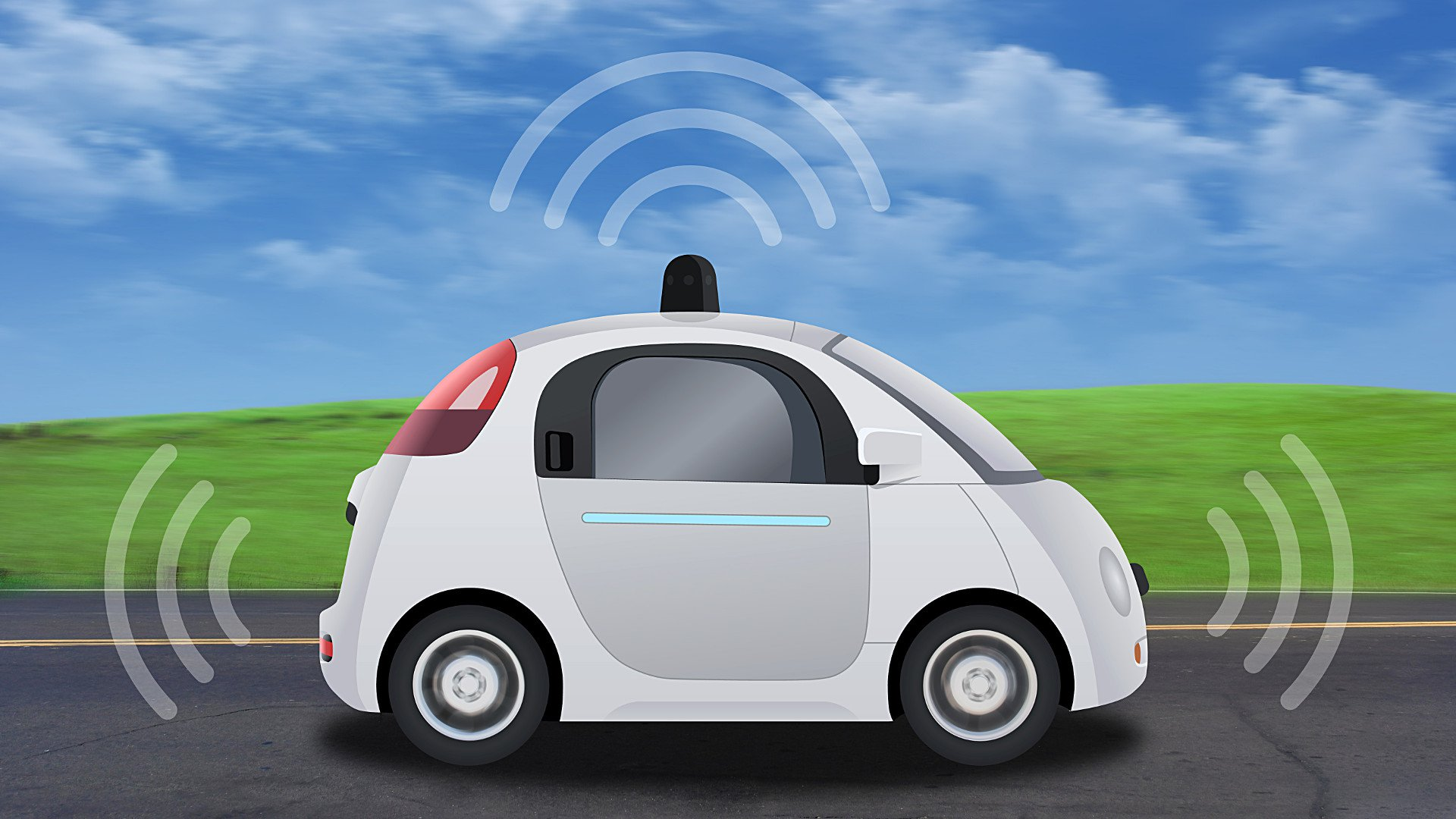 Driverless cars and… real estate?